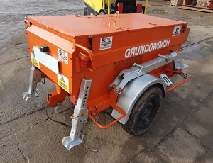 Grundwinch Cable Winch Hire