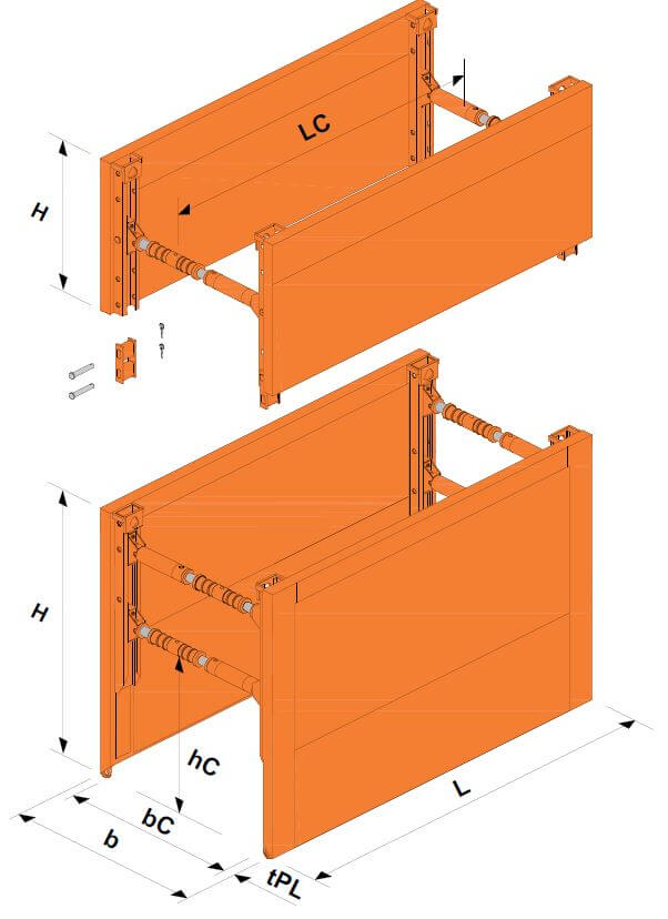 Standard Trench Box Systems