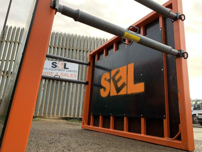 Utility Box for Hire